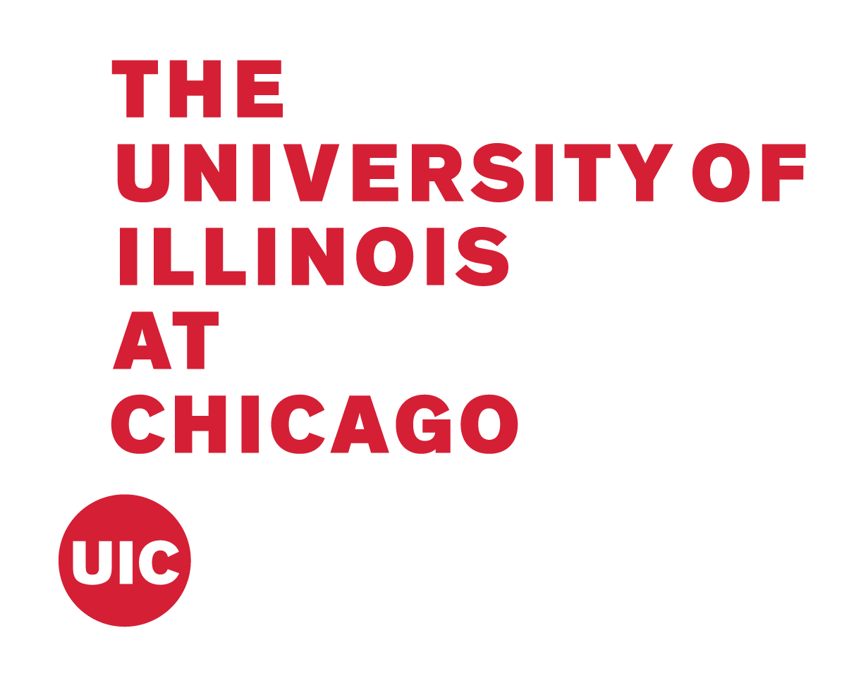 The University of Illinois At Chicago Logo