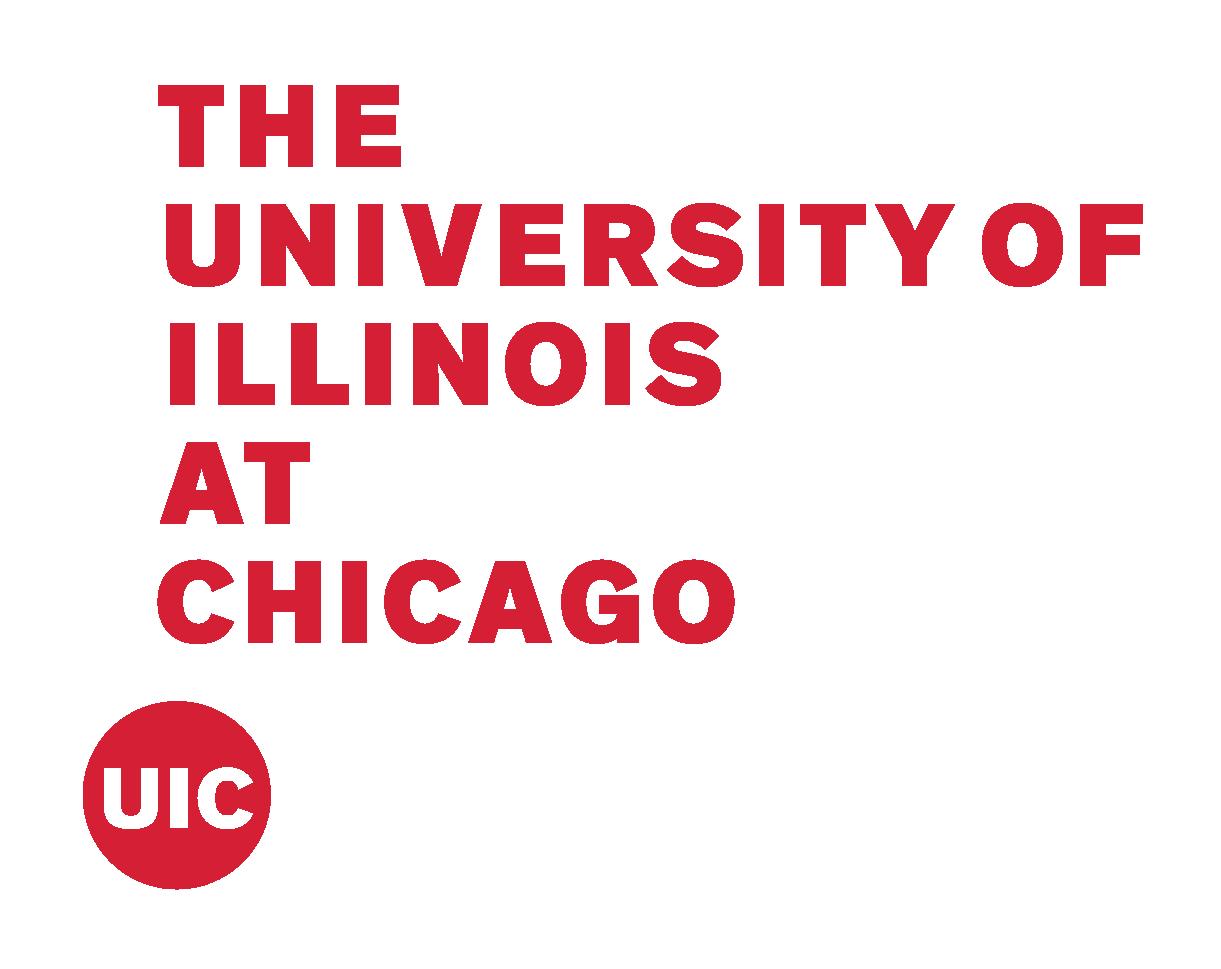 The University of Illinois At Chicago Logo