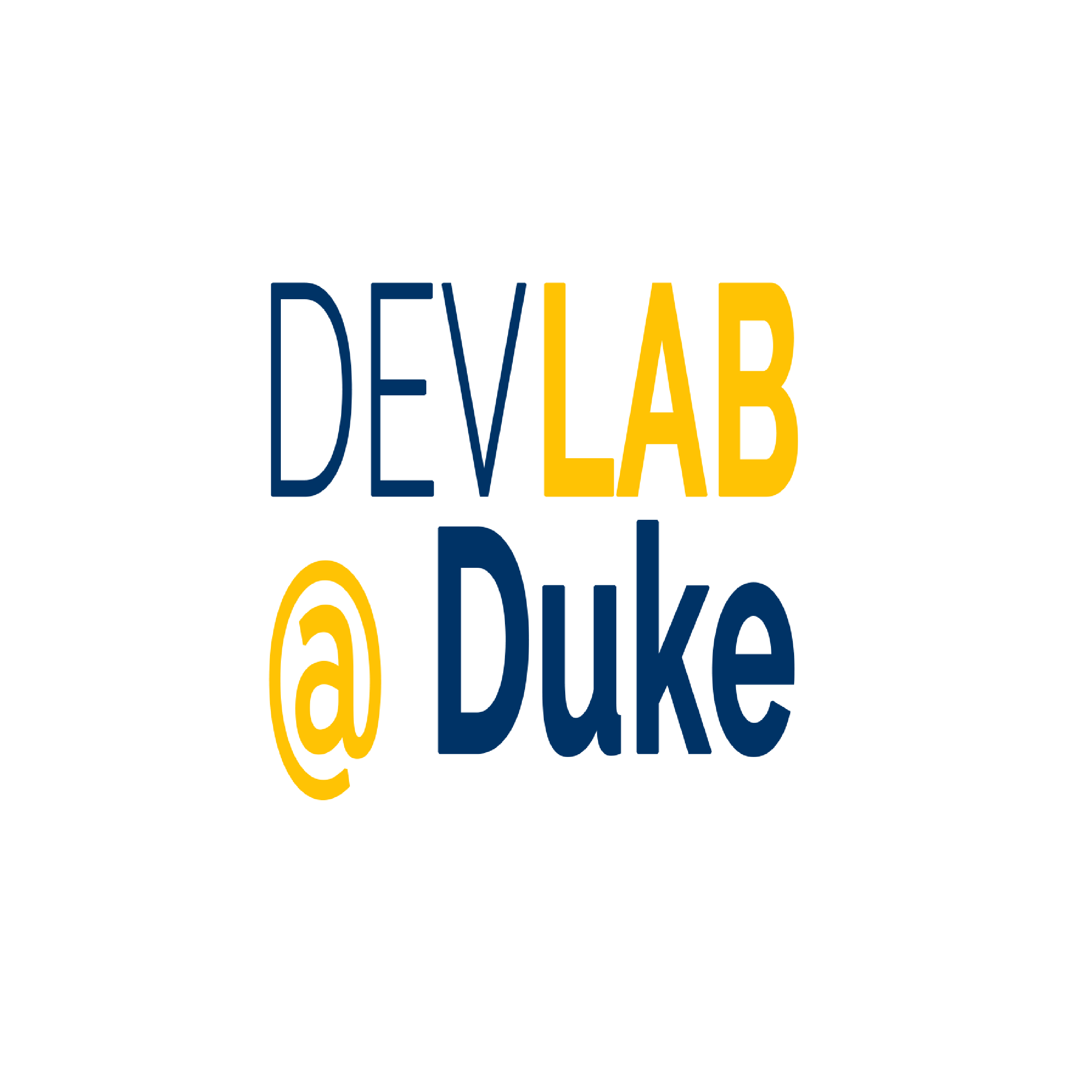 Dev Lab at Duke Logo