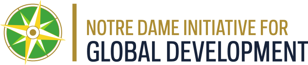 Notre Dame Initiative for Global Development Logo