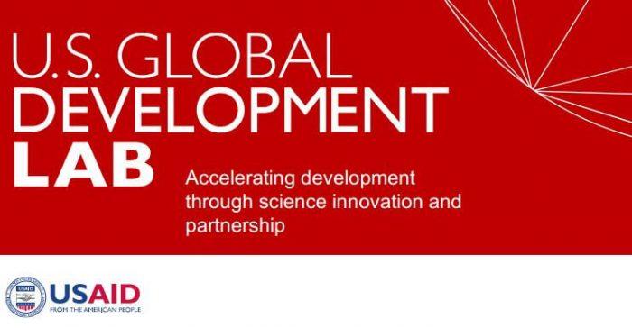 USAID Global Development Lab Logo