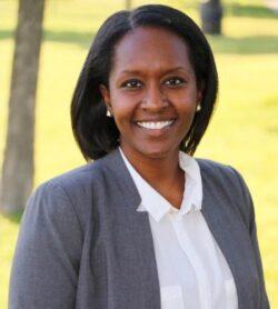 Headshot of Meseret Hailu PhD